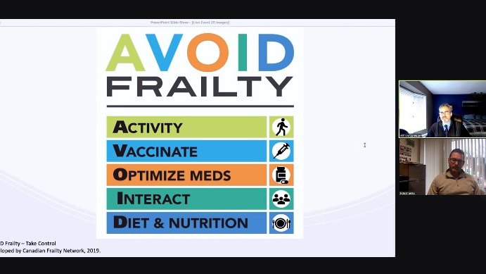 Frailty: What You Need To Know